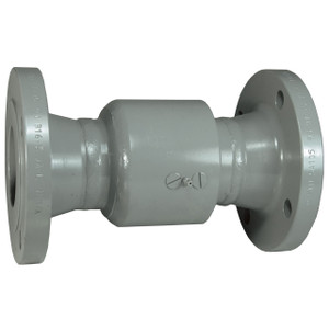 Dixon Style 20 8 in. Carbon Steel V-Ring Swivel Joints w/ 150# Flange Ends - Nitrile Rubber
