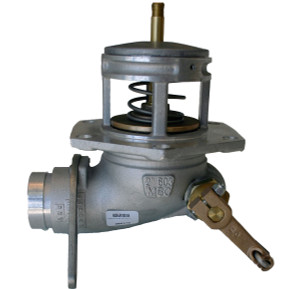Morrison Bros. 603 Series 2 in. Manually Operated Grooved Emergency Valve w/ Nitrile Rubber Seal