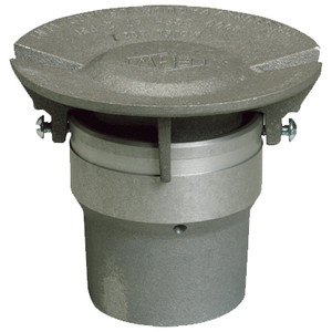 Franklin Fueling Systems 802 2 in. Pressure Vacuum Vents - O-Ring Seal w/ Brass Screen Installation