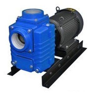 AMT 487295 4 in. Cast Iron Self-Priming Centrifugal Pump