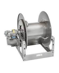 EPBM Electric and Crank Dual Propane Reel Parts - 12V 1/2 HP Motor - 22
