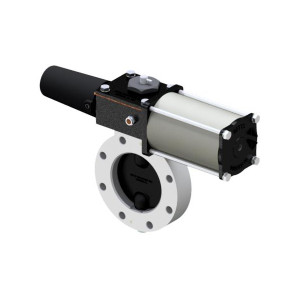 Betts WD Series 3 in. Aluminum Air Operated Wet-R-Dri Valve w/Buna-N Seals & Disc, TTMA Flange