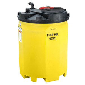 Snyder Industries Used Oil Collection Tank Systems - 120 Gallons