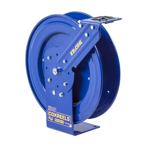 Coxreels P Series EZ-Coil Performance Grease Hose Reel - Reel Only - 3/8 in. x 25 ft.