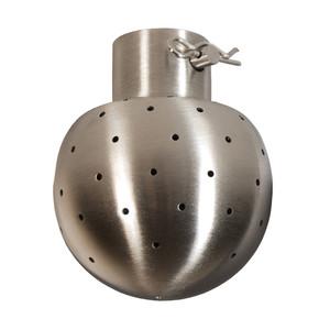 Dixon 1 1/2 in. 316L Stationary Spray Ball - 360°