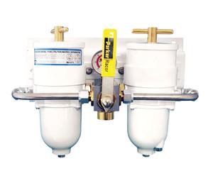 Racor 10 Micron Full Metal 75500MAX Series Marine Turbine Fuel Filter