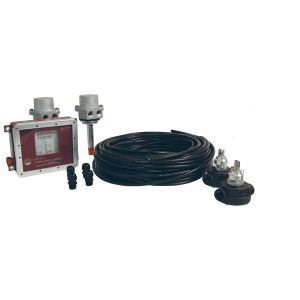 FloTech R/OM Type Overfil and Retain Red and Black 2 Wire Systems w/ 2 Compartments