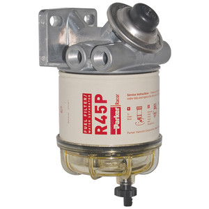 Racor 400 Series 45 GPH Diesel Spin-On Fuel Filter - 30 Micron - 6 Qty