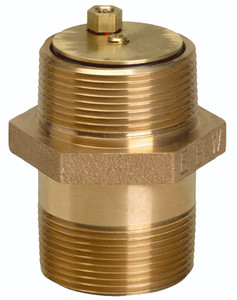 Franklin Fueling Systems 1 1/2 in. NPT Under Pump In-Line Check Valves w/ Pressure relief