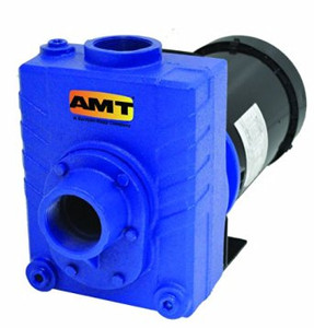 AMT 276C95 2 in. Cast Iron Self-Priming Centrifugal Pump