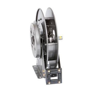 Hannay N500 Series Spring Rewind Grease Reels - Reel Only - 3/8 in. x 65 ft.