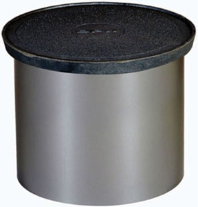 OPW 8 in. 104 Series Cast Iron Manhole w/ 11 1/4 in. Skirt