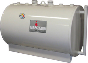 JME Tanks Double Wall Fireguard Tank - 550 gallons