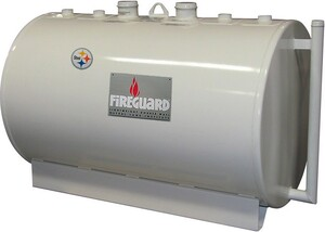 JME Tanks Double Wall Fireguard Tank - 550 gallons