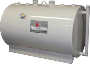 JME Tanks Double Wall Fireguard Tank - 1,000 gallons