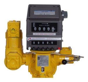 Liquid Controls M Series Meter Fork Drive Packing Gland Parts Kit - M5, M7, & M15 - DDP Aluminum / Nitrile Rubber