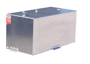 110 Gallon Severe Series Rectangular Aluminum Refueling Transfer Tank