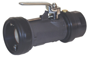 Dixon Bayco 2 in. Bayonet Style Straight Swivel Coupler x FNPT w/ Nitrile Rubber Seal