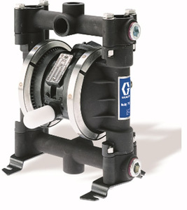 Husky Aluminum 716 Air Diaphragm Pump w/ Acetal Seats and TPE Diaphragms