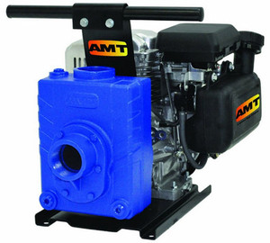 "AMT Impeller (3/4"" Shaft) for 422 Series 2"" Dewatering Pumps - Impeller 3/4"" Shaft - 11"
