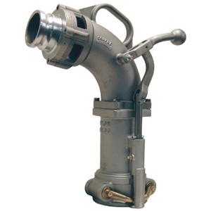 Dixon Bayco 6200 Series Drop Elbows w/ 3 in. Male Adapter - 21 in. H