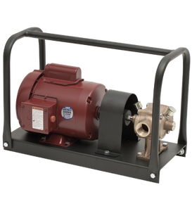 Decko 90000 1/2 HP 110V AC Bronze BP21X Bulldog Pump - 28 GPM