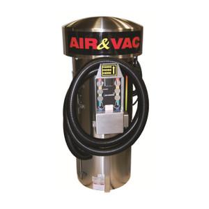 J.E. Adams Super Vac & Air Machine