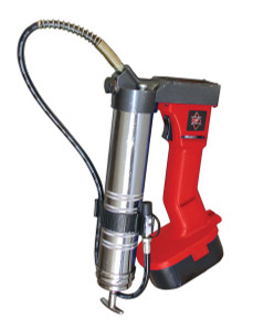 National Spencer 19.2 V Heavy-Duty Cordless Grease Gun