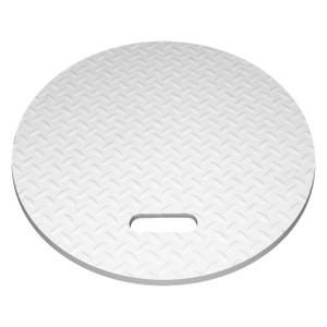 OPW 20 in. Steel Manhole Cover - 101BG-2100 Series
