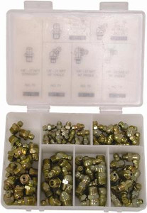 National Spencer 80 Piece Grease Fitting Assortment