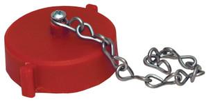 Dixon Thermolastic Caps with Chain - Rocker Lug