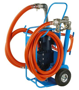 Liquidynamics Bulk Oil Transfer Cart Systems