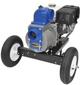AMT/Gorman Rupp 4 in. Aluminum Engine Driven Trash Pumps