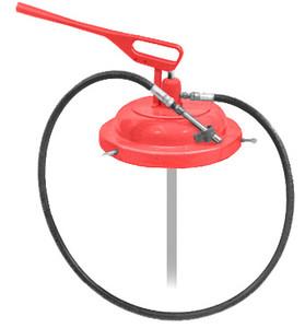 Balcrank Lever Piston Grease Pump - 1 Lb per 6 Strokes