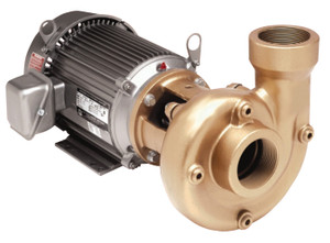 AMT/Gorman-Rupp Heavy Duty Bronze Straight Centrifugal Pumps
