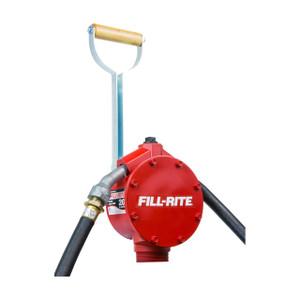 Fill-Rite FR152 Hand Piston Pump, 20 Gal per 100 Strokes