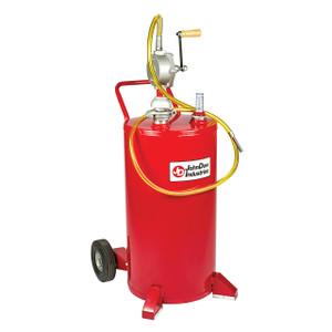 JohnDow Pro 25 Steel Gas Caddy - 25 Gallon