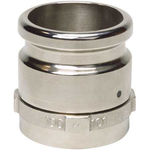 Franklin Fueling Systems 4 in. Top-Seal Swivel Fill Pipe Adapter