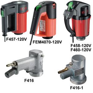 Flux Motors for Drum Pumps
