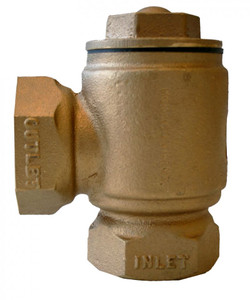 Morrison Bros. 137 Series 1 1/2 in. to 3 in. Brass Angle Check and Valves