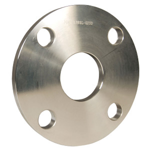 Dixon Sanitary B38SL Series Unpolished 304SS Slip-On 150# Flange