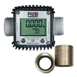 Piusi K24 1 in. BSP DEF Meter w/ NPT Adapter