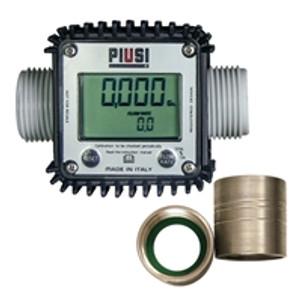Piusi K24 1 in. BSP DEF Meter w/ NPT Adapter