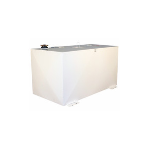 Better Built HD Series 100 Gallon White Steel Transfer Tank