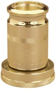 Dixon 1 1/2 in. NH (NST) Brass Rack Nozzle