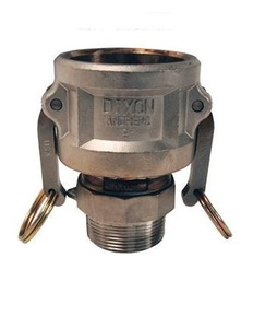 Dixon Aluminum Part B Reducing Female Coupler x Male NPT