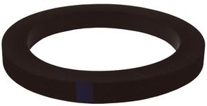 Dixon 1 1/4 in. Nitrile Rubber Cam & Groove Gasket (Black)