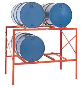 MECO Drum Storage Rack