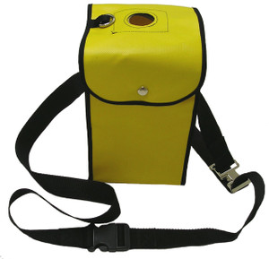 343 Fire FDNY-1 Search & Rescue Rope Bag, Yellow