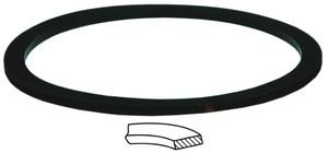 Dixon Sanitary I-Line Nitrile Rubber Gaskets - Black